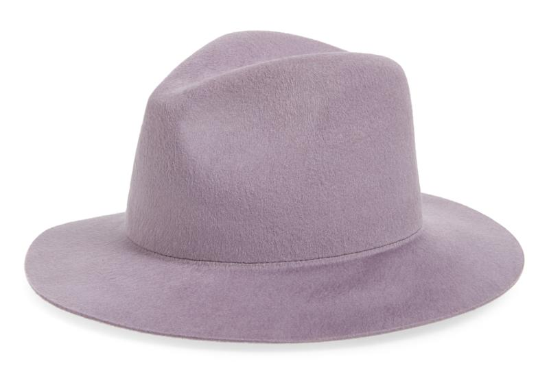 This feminine hats lends a feminine touch to any outfit. (Photo: Nordstrom)
