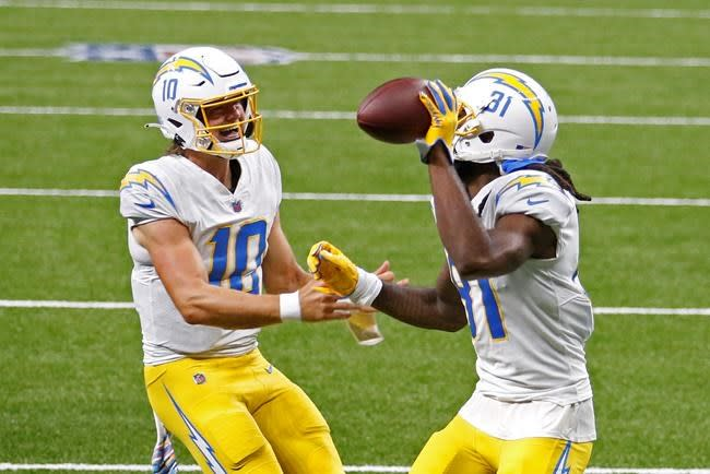 Herbert has done plenty for Chargers, except get a victory