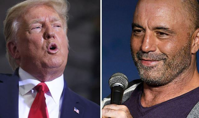 US election 2020: Trump says he's up for a presidential debate... hosted by Joe Rogan