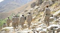Forces train in Afghanistan's last anti-Taliban holdout Panjshir