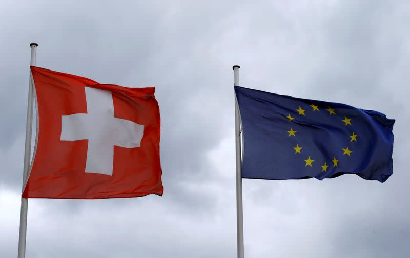 Swiss oppose drive to end free movement of EU citizens: poll