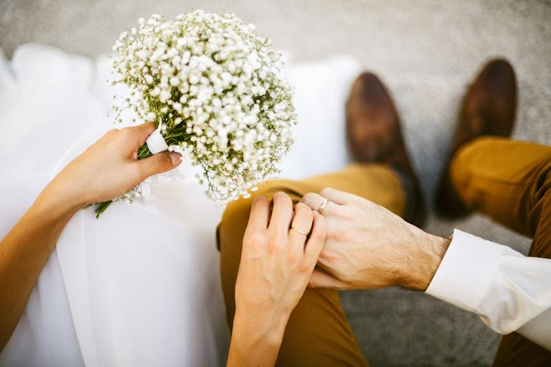 Should you postpone or cancel your wedding during coronavirus outbreak? (Getty Images)