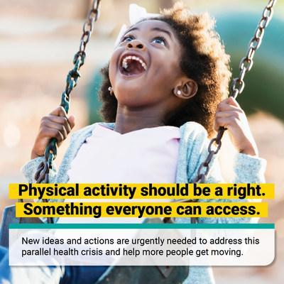 Change for Good Health seeks to make access to physical activity equitable for everyone. (CNW Group/impakt)