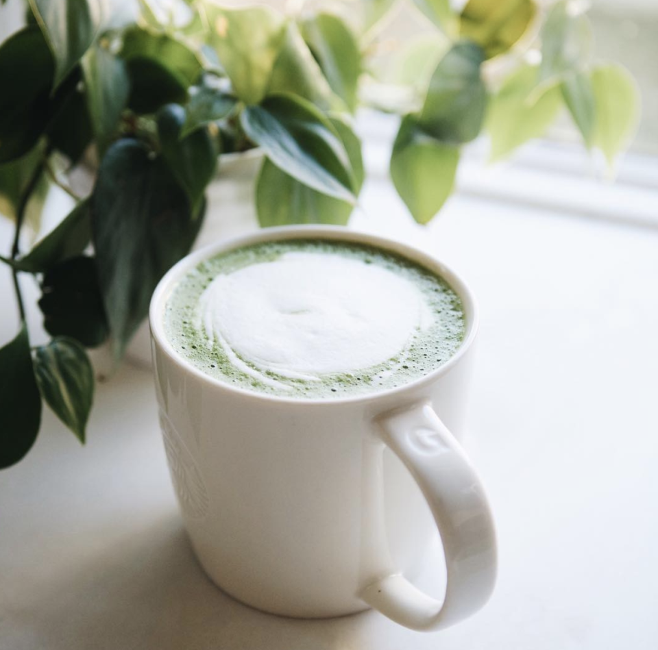 <p>A gorgeous way to feel like you're doing something nice to your body. That's why this admittedly boring drink has stuck around for so long.</p>