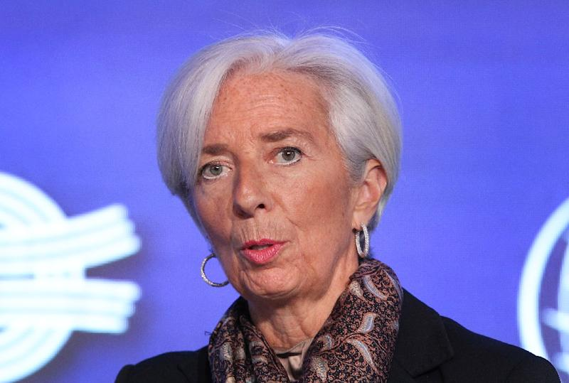"IMF chief Christine Lagarde insisted that she has ""high hopes, especially regarding trade,"" after the G20 pointed to growing confidence about a global economic recovery"