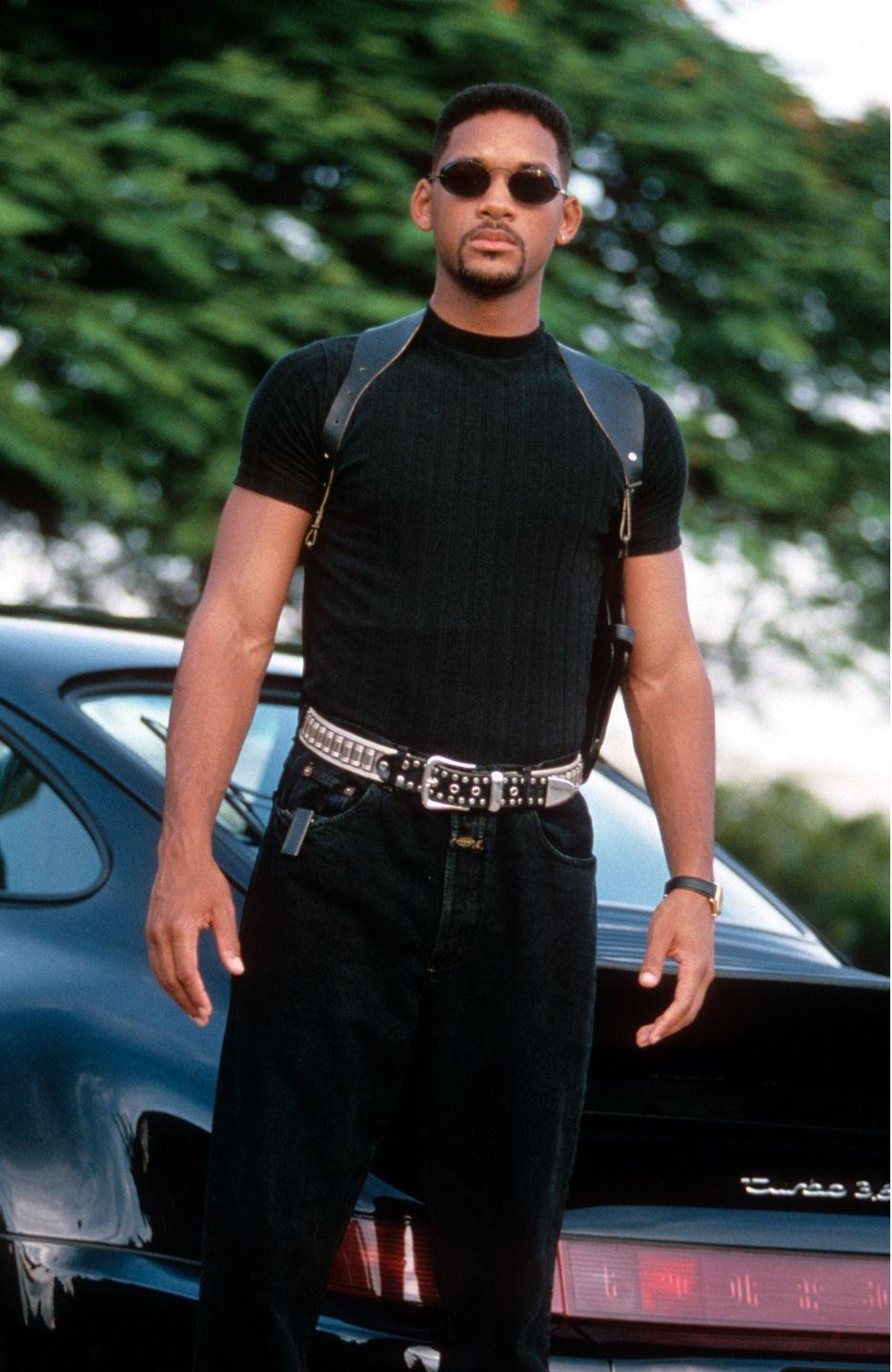 <p>C'mon, man. It's time to get on board with the mock neck. If you're still having trouble committing to the look, let Will Smith—and all his effortless cool—help convince you. </p>