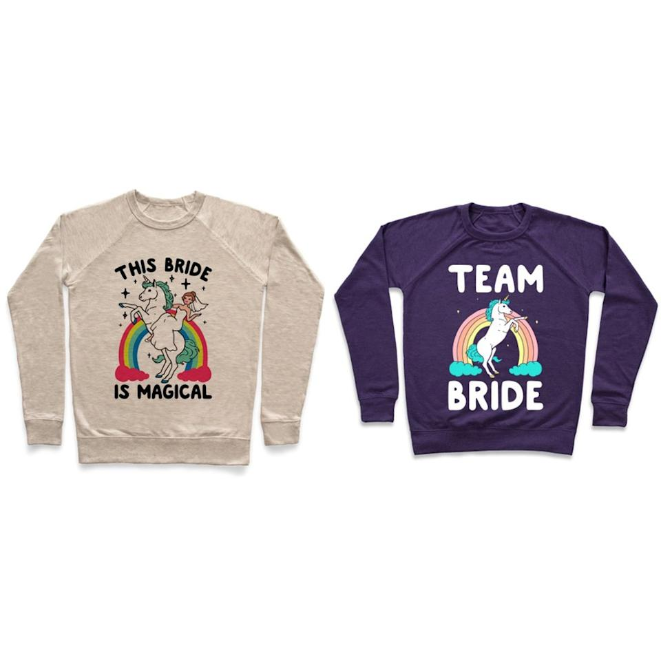 5a296839 <h2>This Bride Is Magical Sweatshirt / Magical Team Bride Sweatshirt</h2