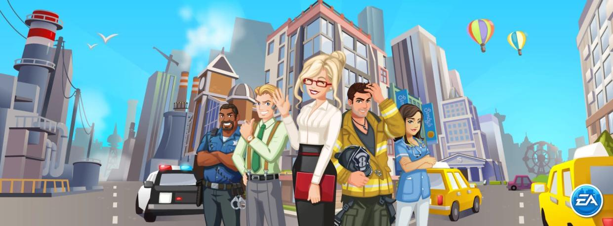 SimCity Social Interview