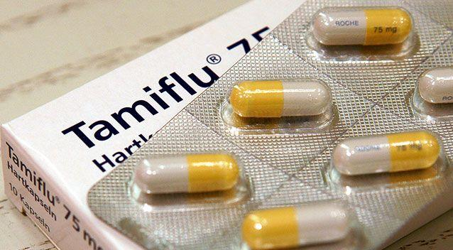Stocks of Tamiflu are running out in Brisbane. Source: AAP
