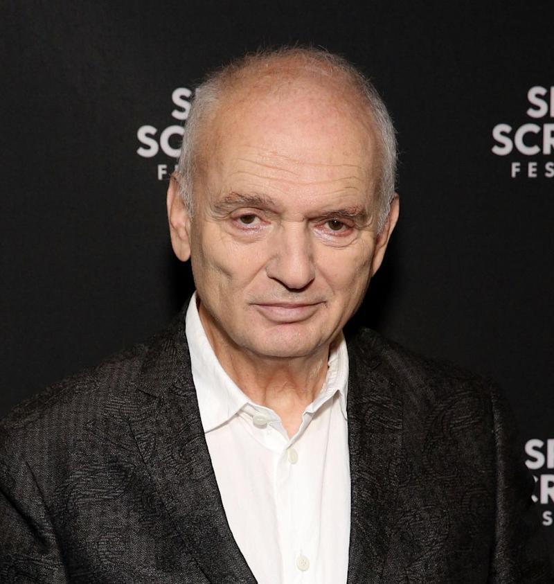 The script was written by David Chase, the creator of the original show. He is pictured here last year at the Split Screens Festival in NYC. Source: Getty