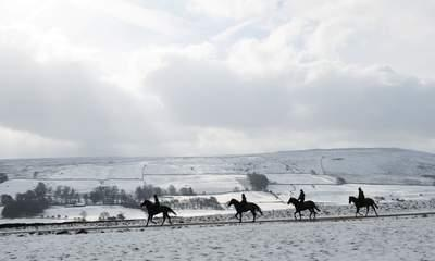 Weather: Snow And Rain Continue To Disrupt