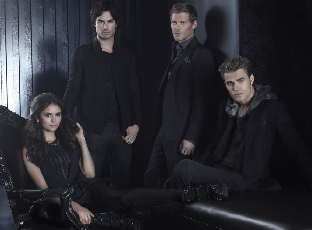 "<p><b>""The Vampire Diaries""</b><br><br> </p><p><b>What:</b> The bloodsuckers of The CW's most popular show bare their (nonelongated) teeth for the crowd and hype Season 4.  <b><br><br>When:</b> Saturday, 3pm; Ballroom 20<br> <b><br>Appropriate Wait Time:</b> One hour. Now that ""Twilight"" is over, vampire-obsessed teens have to get their bloodlust satiated somewhere, and you don't have to pay HBO rates for this group of oversexed vamps.</p>"