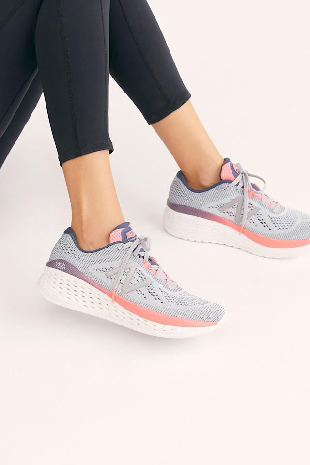 """<p>On the hunt for a thick, comfy sole? This <a href=""""https://www.popsugar.com/buy/New-Balance-Road-Running-Sneaker-492254?p_name=New%20Balance%20Road%20Running%20Sneaker&retailer=freepeople.com&pid=492254&price=160&evar1=fit%3Aus&evar9=45652306&evar98=https%3A%2F%2Fwww.popsugar.com%2Ffitness%2Fphoto-gallery%2F45652306%2Fimage%2F46638241%2FNew-Balance-Road-Running-Sneaker&list1=shoes%2Csneakers%2Crunning%20shoes%2Cfitness%20gear%2Cfitness%20shopping&prop13=mobile&pdata=1"""" rel=""""nofollow"""" data-shoppable-link=""""1"""" target=""""_blank"""" class=""""ga-track"""" data-ga-category=""""Related"""" data-ga-label=""""https://www.freepeople.com/shop/new-balance-road-running-sneaker/?category=athletic-sneakers&amp;color=004"""" data-ga-action=""""In-Line Links"""">New Balance Road Running Sneaker</a> ($160) will feel so plush.</p>"""