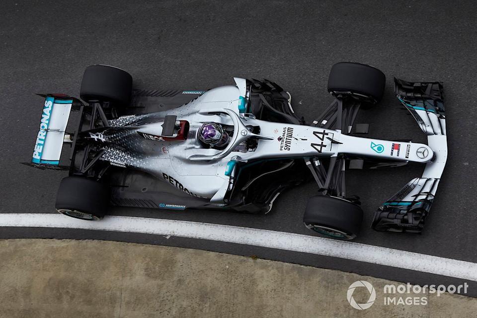 "Mercedes AMG (W09)<span class=""copyright"">Steve Etherington / Motorsport Images</span>"
