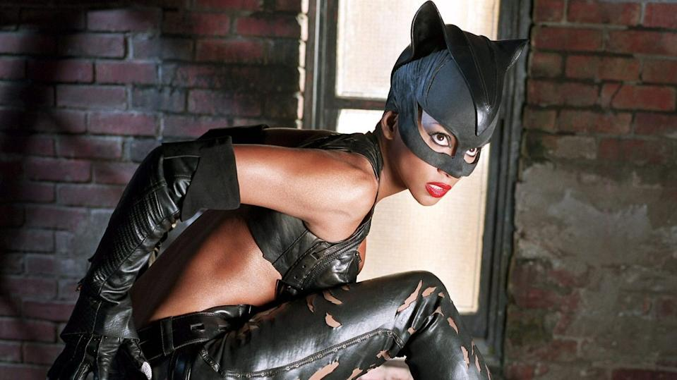 Halle Berry as Catwoman in Catwoman (Credit: Warner Bros)