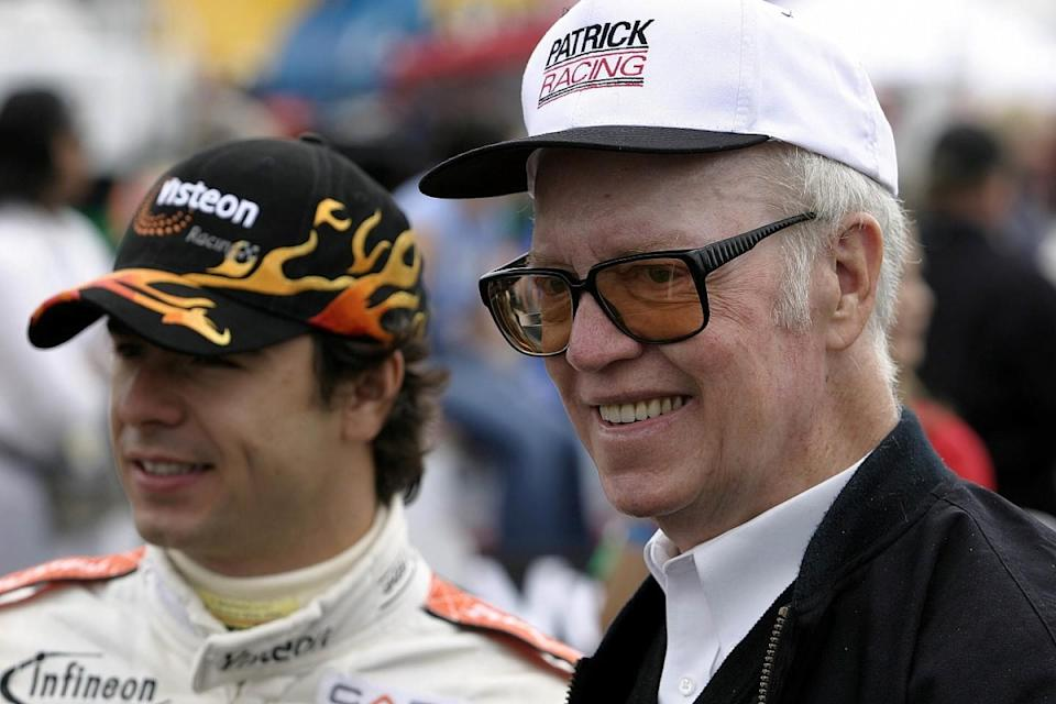 Pat Patrick obituary: IndyCar team owner dies aged 91