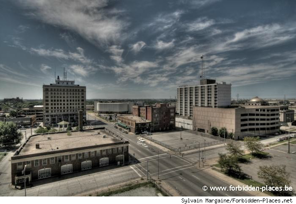 gary indiana ghost town