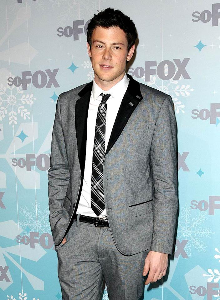 "Cory Monteith turns 29 Jason LaVeris/<a href=""http://www.filmmagic.com/"" target=""new"">FilmMagic.com</a> - January 11, 2011"