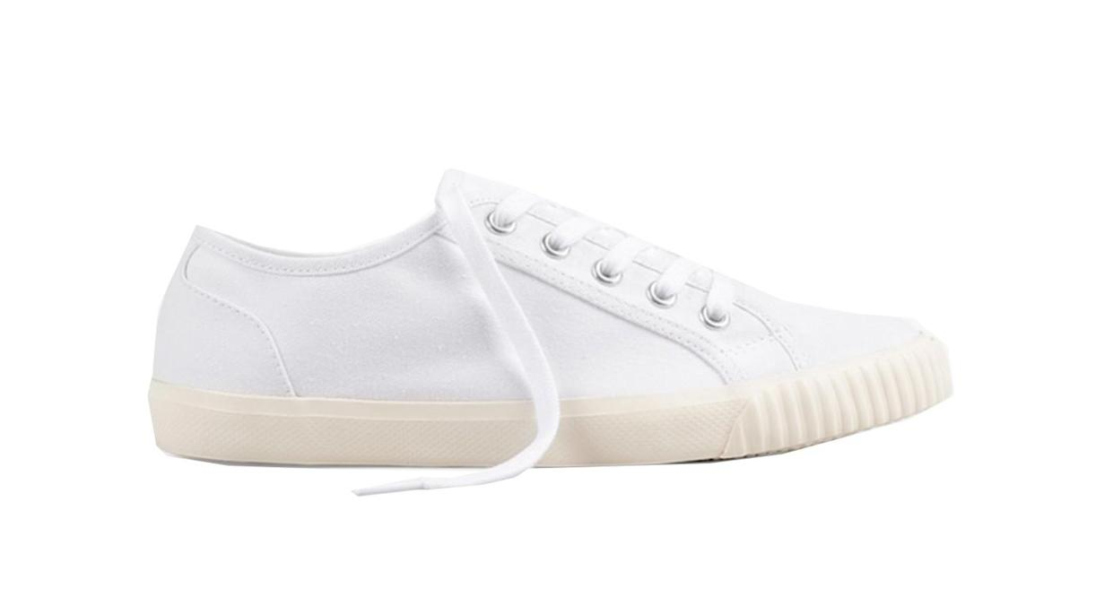 Henley Canvas Trainers