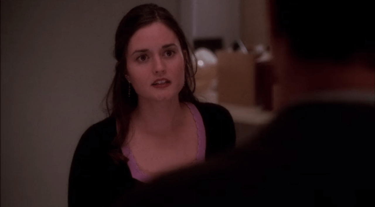In Season 2, Episode 14,The Wonder Years actress popped up.