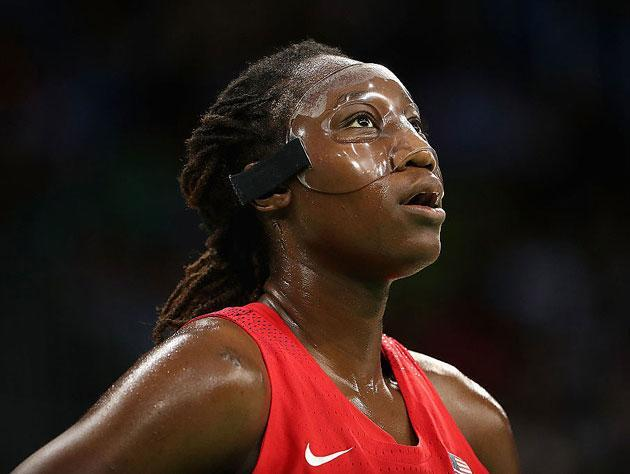 """<a class=""""link rapid-noclick-resp"""" href=""""/olympics/rio-2016/a/1160650/"""" data-ylk=""""slk:Tina Charles"""">Tina Charles</a> leads the WNBA in both scoring and rebounding this year. (Getty Images)"""