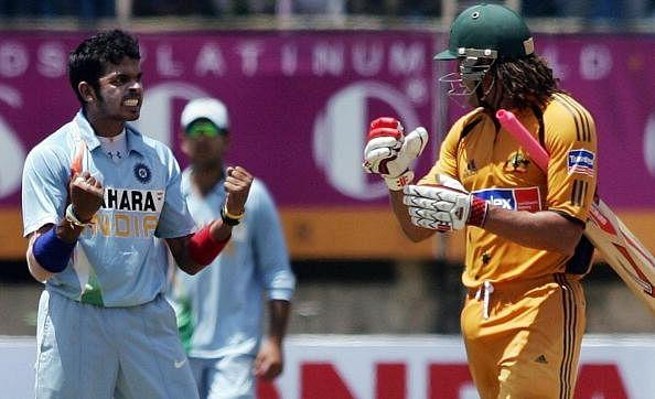 Sreesanth and Symonds: A moment of disgrace