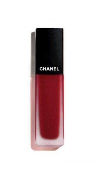 PHOTO: Try these long-lasting lipsticks to take you from mistletoe to NYE kiss. (Chanel)