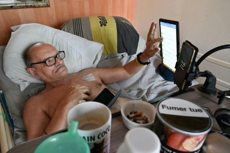 Frenchman who wanted to stream his death accepts palliative care