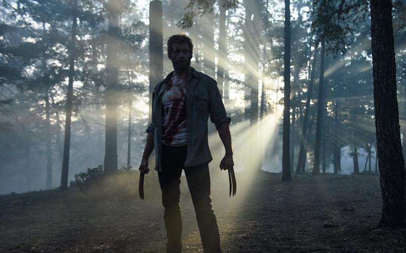 Hugh Jackman is 'Logan' (credit: 20th Century Fox)