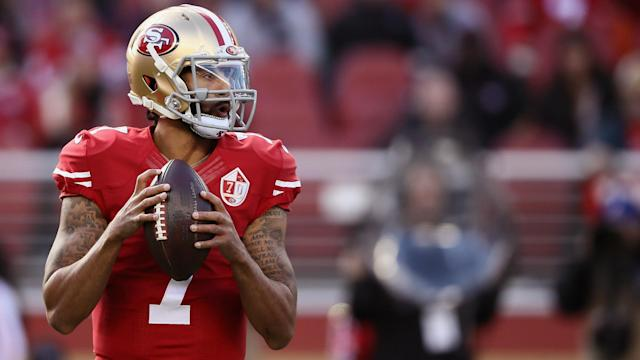 Teams' views of Kaepernick as a potential starter reportedly surfaced in free-agent evaluation documents and testimony in depositions.