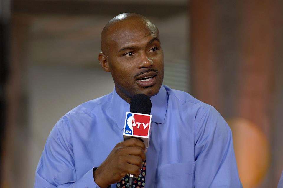 Tim Hardaway thinks the homophobic comments he made in 2007 are what's keeping him from being elected to the Basketball Hall of Fame. (Photo by Joe Murphy/NBAE via Getty Images)