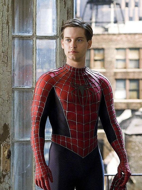 Spider-Man versi Tobey Maguire (Sony Pictures via Pinterest)