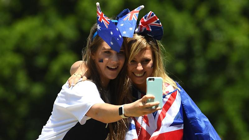 Australia Day activities in Queensland range from vegemite finger painting to Invasion Day protests
