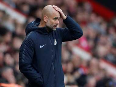 Pep Guardiola says despite Manchester City's domestic treble, club will ultimately be judged on Champions League