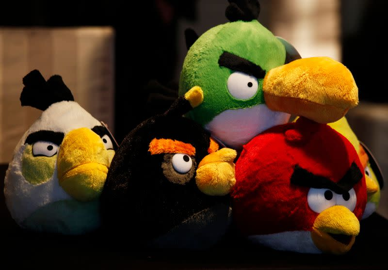 Angry Birds maker Rovio lifts profits with lower costs