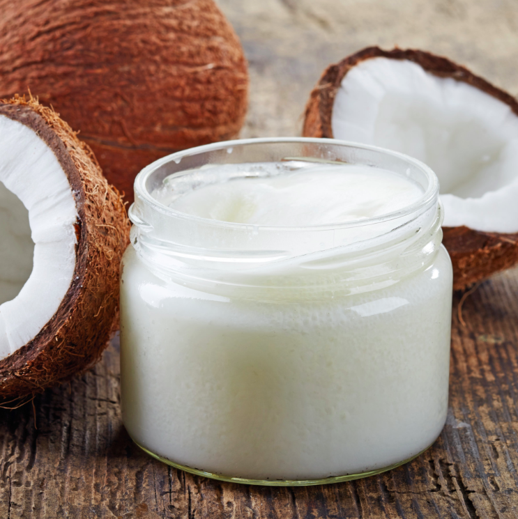 Coconut oil can make a great natural lubricant [Photo: Getty]