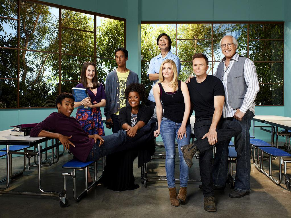 <strong>Community</strong> (NBC) – Looking Good