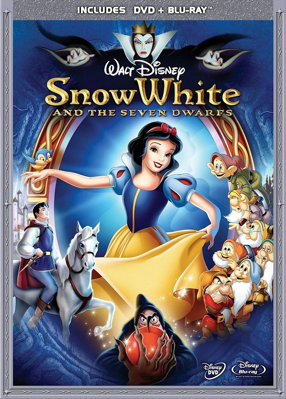"""<p><em>Snow White</em> was Disney's first animated feature film. It kicked off their insanely successful princess franchise, which is why it's surprising it took Disney so long to <a href=""""https://www.seventeen.com/celebrity/movies-tv/news/a43530/snow-white-disneys-very-first-disney-princess-movie-is-finally-getting-a-live-action-remake/"""" rel=""""nofollow noopener"""" target=""""_blank"""" data-ylk=""""slk:green-light a live-action version"""" class=""""link rapid-noclick-resp"""">green-light a live-action version</a>! The movie doesn't yet have a release date.</p><p><a class=""""link rapid-noclick-resp"""" href=""""https://www.amazon.com/dp/B01434DFYG?tag=syn-yahoo-20&ascsubtag=%5Bartid%7C10065.g.2936%5Bsrc%7Cyahoo-us"""" rel=""""nofollow noopener"""" target=""""_blank"""" data-ylk=""""slk:Watch the Original"""">Watch the Original</a></p>"""