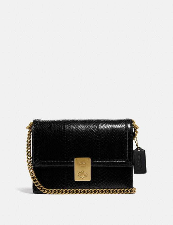 Hutton Shoulder Bag In Snakeskin - $195 (originally $650)