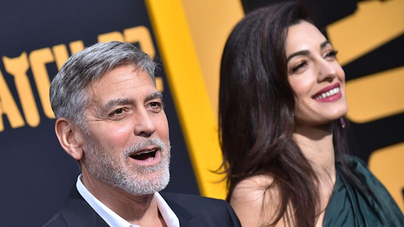 George & Amal Clooney Double Dated with the Obamas & We Need