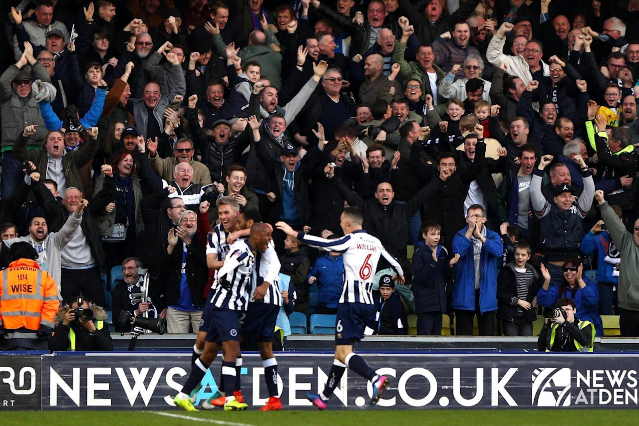 Millwall slash ticket prices for Chesterfield game to reward fans for role in FA Cup win over Leicester