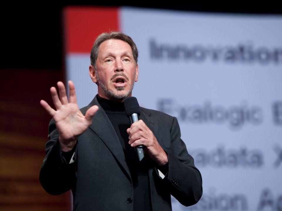 <p>No. 9:Larry Ellison<br /> Net worth: $45.3 billion<br /> Age: 72<br /> Country: US<br /> Industry: Tech<br /> Source of wealth: Self-made; Oracle<br /> In 1977, Larry Ellison teamed up with two colleagues from an electronics company to start their own programming firm, which landed a contract not long after to build a relational database-management system for the CIA under the project code Oracle. The project grew into what is known today as Oracle Corp., which produced $37 billion in revenue last year. In 2010, Ellison reduced his annual salary from $1 million to $1, but he still takes in more than $60 million in total compensation thanks to generous stock awards. Ellison stepped down as CEO in 2014 after 38 years on the job and took on the role of chief technology officer.<br /> The tech tycoon is also a generous philanthropist through partnerships with wildlife conservation groups and the Lawrence Ellison Foundation, which supports organizations that research aging and global infectious diseases. He's also a member of Bill Gates and Warren Buffett's Giving Pledge, committing to give away at least half of his fortune.<br /> In the last year, Ellison's wealth has increased by $5.2 billion. </p>