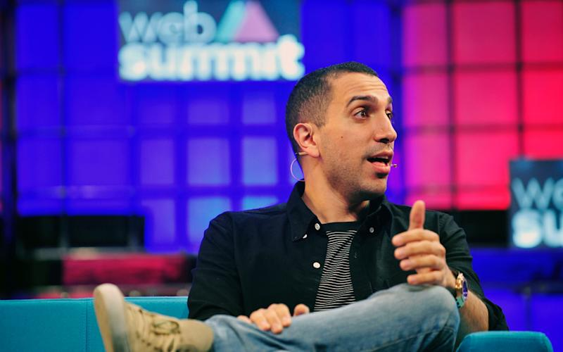 Tinder's former CEO Sean Rad is among the claimants who say their former company cheated them out of gaining $2bn - © 2015 Bloomberg Finance LP.