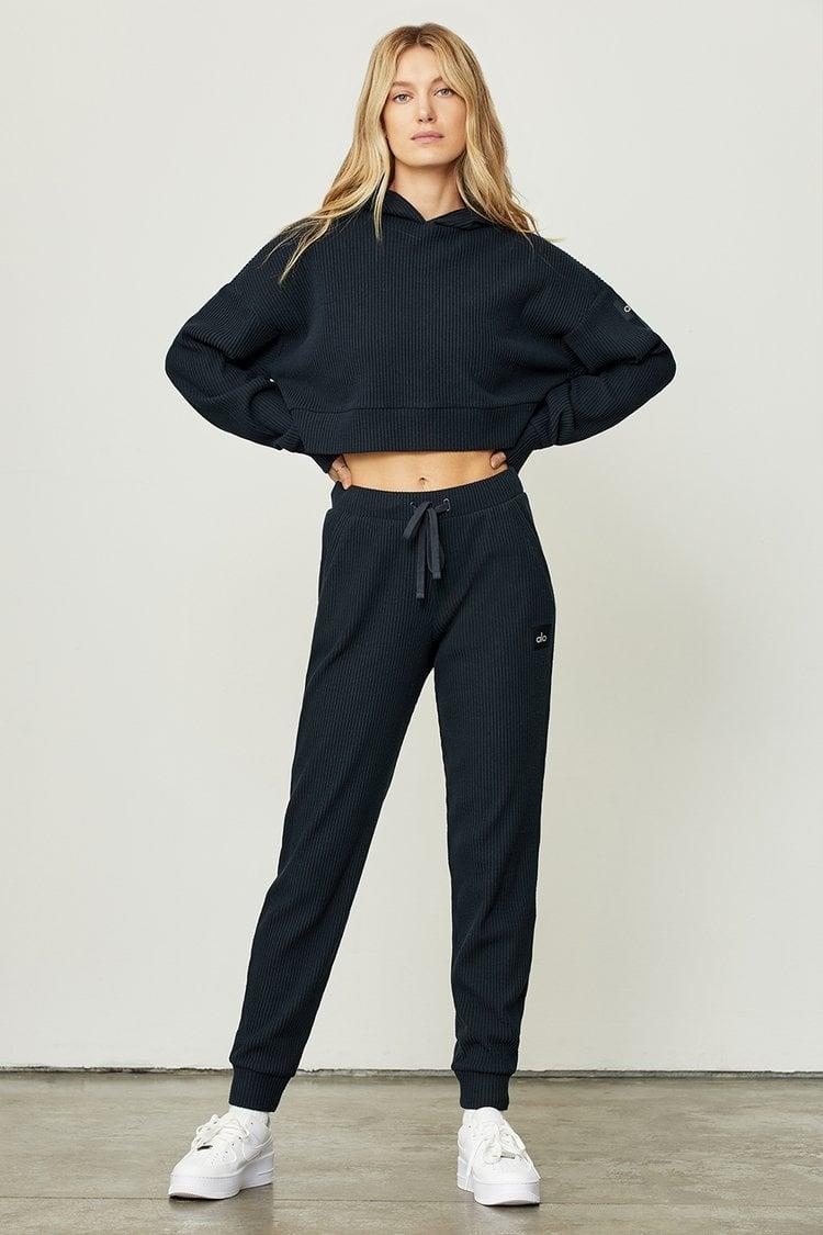 <p>We're going to live in this <span>Alo Muse Sweatpant &amp; Hoodie Set</span> ($186).</p>