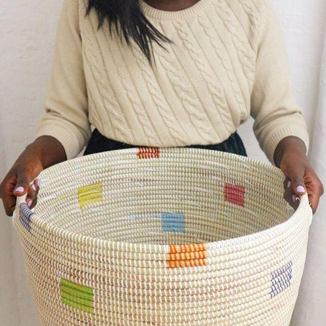 "<p>Tabara N'Diaye is the founder of La Basketry, an ethical homeware brand offering handmade baskets by female artisans from Senegal in West Africa. You'll find baskets of all varieties, from fruit bowls to laundry baskets to handwoven fans. Shop the collection at <a href=""https://labasketry.com/collections/current-collection"" rel=""nofollow noopener"" target=""_blank"" data-ylk=""slk:Labasketry.com"" class=""link rapid-noclick-resp""><strong>Labasketry.com</strong></a>.</p><p><a href=""https://www.instagram.com/p/B5lNM5sFAks/"" rel=""nofollow noopener"" target=""_blank"" data-ylk=""slk:See the original post on Instagram"" class=""link rapid-noclick-resp"">See the original post on Instagram</a></p>"