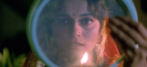 A psychopath's obsession with her destroys Shivani's world – she is framed for a crime she didn't commit and watches her whole family perish. Madhuri Dixit's turn as the avenging angel with nothing to lose was a whimper at the box office but nonetheless remains among Bollywood's darkest revenge tales.