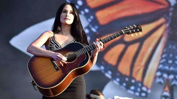 PHOTO: Kacey Musgraves performs during 2019 Lollapalooza at Grant Park, Aug. 4, 2019, in Chicago. (Tim Mosenfelder/Getty Images)