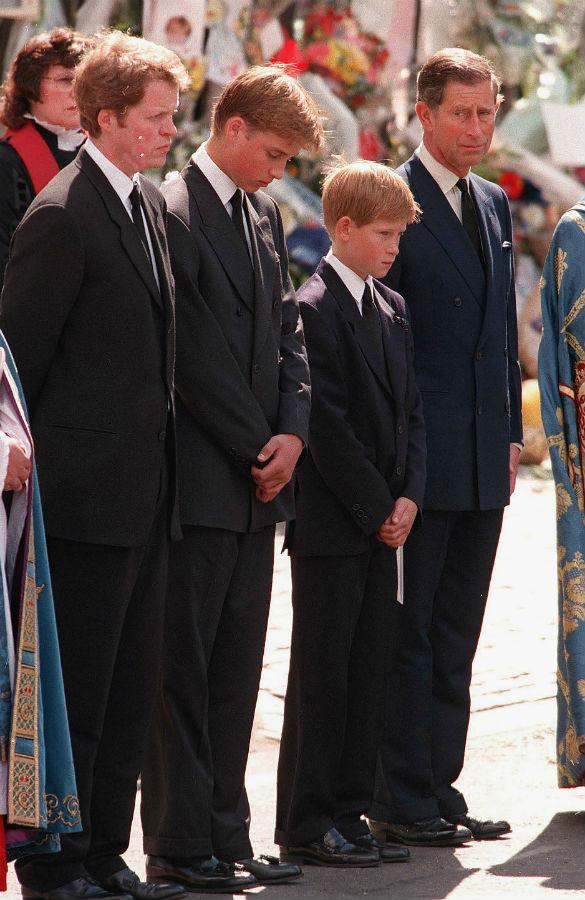 Princess Diana Would Have 'Defended Prince Harry' Claims Royal Biographer On Anniversary Of Her Death