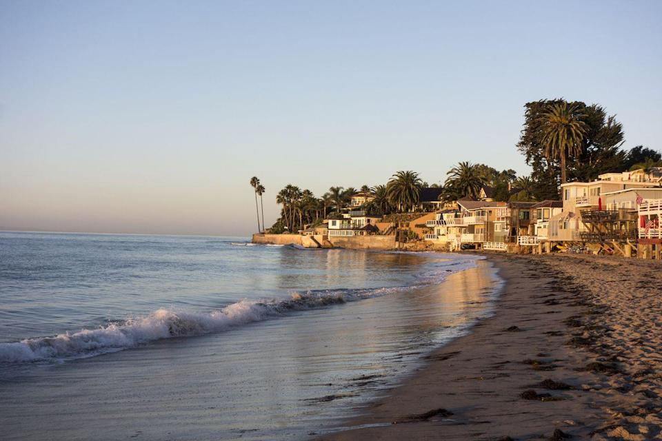 """<p>""""My first road trip will be to Montecito to stay at the <a href=""""https://www.sanysidroranch.com/"""" rel=""""nofollow noopener"""" target=""""_blank"""" data-ylk=""""slk:San Ysidro Ranch"""" class=""""link rapid-noclick-resp"""">San Ysidro Ranch</a>,"""" says L.A.-based designer <a href=""""https://samperton.com/"""" rel=""""nofollow noopener"""" target=""""_blank"""" data-ylk=""""slk:Schuyler Samperton"""" class=""""link rapid-noclick-resp"""">Schuyler Samperton</a>. """"It's a magical, romantic spot with cozy, private cottages tucked in the foothills of the Santa Ynez mountains, where even visiting dogs get the deluxe treatment!""""</p><p>Montecito is just a few miles away from Santa Barbara, where Samperton never misses the chance to pick up some vintage design books from <a href=""""https://www.losthorizonbooks.com/"""" rel=""""nofollow noopener"""" target=""""_blank"""" data-ylk=""""slk:Lost Horizons Bookstore"""" class=""""link rapid-noclick-resp"""">Lost Horizons Bookstore</a>. She also loves making a pit stop at <a href=""""https://rosestoryfarm.com/"""" rel=""""nofollow noopener"""" target=""""_blank"""" data-ylk=""""slk:Rose Story Farm"""" class=""""link rapid-noclick-resp"""">Rose Story Farm</a> in Carpinteria on the way home to pick up armfuls of its spectacular blooms.<br> </p>"""