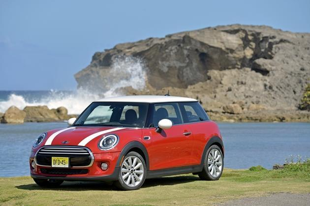 The 'new' MINI Cooper is now into its third-generation. (Credit: MINI)